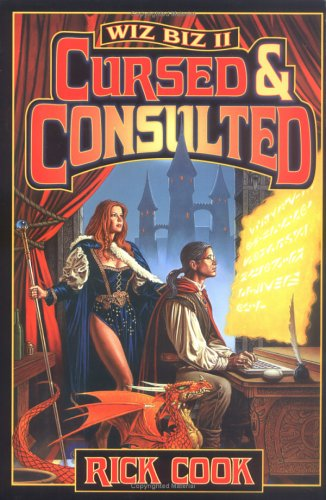 Cursed & Consulted by Rick Cook