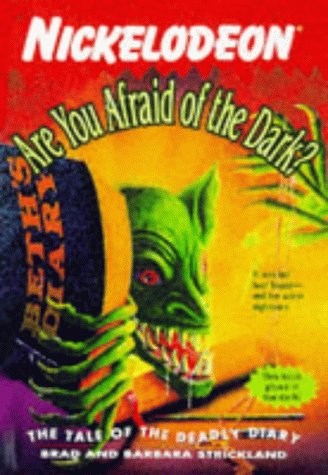 The Tale of the Deadly Diary (Are You Afraid of the Dark?, #8)