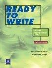 Descargue el audiolibro de su barco Ready To Write: A First Composition Text
