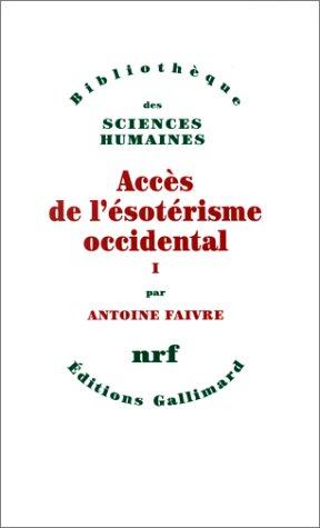 Resultado de imagen para antoine faivre access