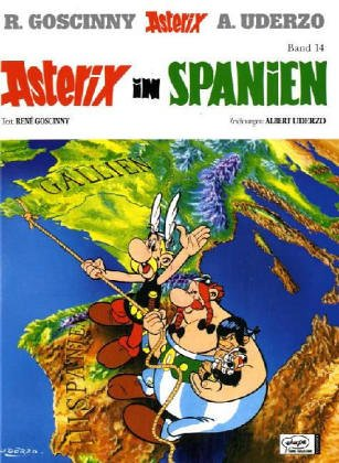 Rene Goscinny A Asterix In Spanien Book Pdf Read Online Ebook