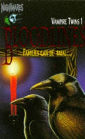 Bloodlines (Vampire Twins, #1)