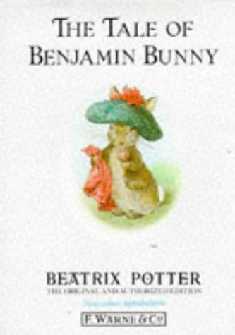 The Tale of Benjamin Bunny (Potter 23 Tales, Book 4)
