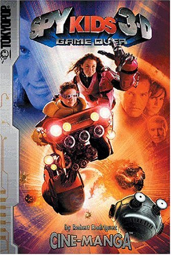 Spy Kids 3 D: Game Over (Spy Kids 3 D Game Over)