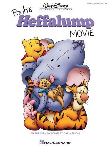 Pooh's Heffalump Movie: Featuring New Songs by Carly Simon