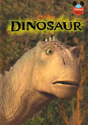 dinosaur a read aloud storybook by walt disney company - Dinosaure Disney
