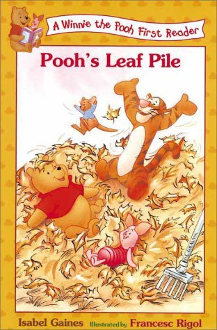 Pooh's Leaf Pile (Winnie the Pooh First Reader, #16)
