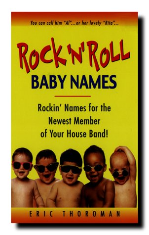 Rock 'n' Roll Baby Names