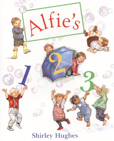 Alfie's 1 2 3 by Shirley Hughes