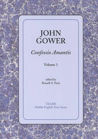 Confessio Amantis, Volume 1