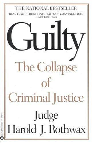 Guilty: The Collapse of Criminal Justice Descargar libros gratis para Android
