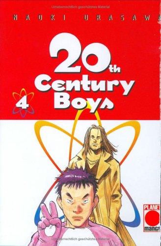 Descarga gratuita de libros electrónicos deutsch 20th Century Boys, Band 4