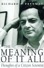 The Meaning Of It All by Richard Feynman