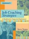 Job Coaching Strategies: A Handbook For Supported Employment Descargar ebooks gratis para joomla