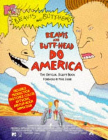 Descargador de libros gratis MTV's Beavis and Butthead Do America: The Official Script Book