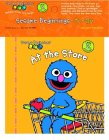 Sesame Beginnings to Go: At the Store (Sesame Beginnings foam book)