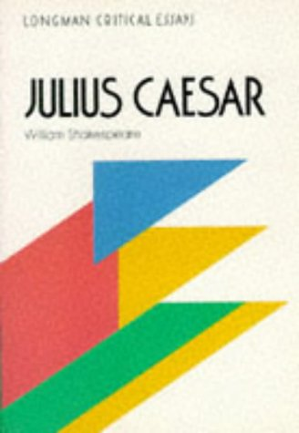 critical book analysis julius caesar