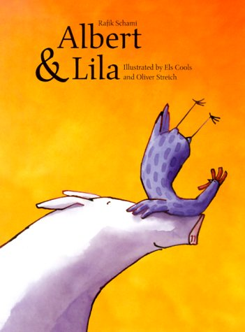 Albert and Lila EPUB PDF 978-0735811829 por Rafik Schami