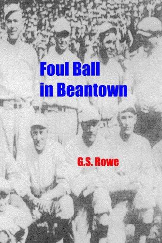 Foul Ball in Beantown