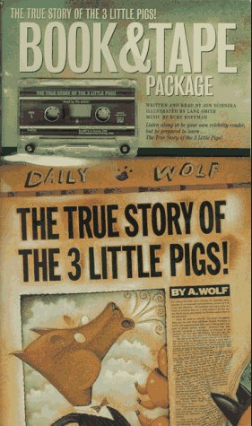 an analysis of the true story of the 3 little pigs by jon scieszka