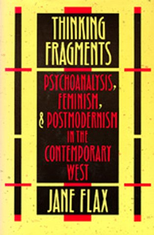 Thinking Fragments by Jane Flax