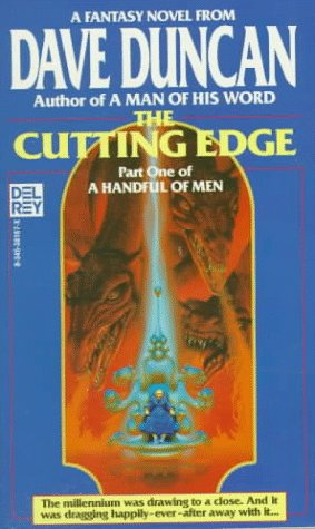 The Cutting Edge (A Handful of Men, #1)