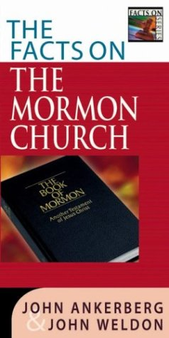 The Facts on the Mormon Church PDF FB2 978-0736911146