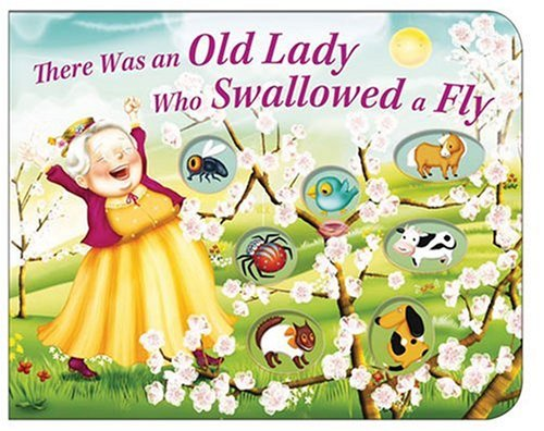 there was an old lady who swallowed a fly by melissa webb