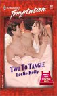 Two to Tangle by Leslie Kelly
