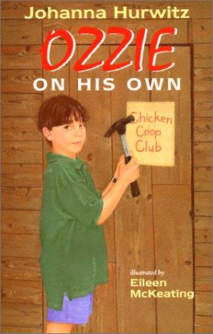 Ozzie On His Own FB2 PDF por Johanna Hurwitz 978-0688137427