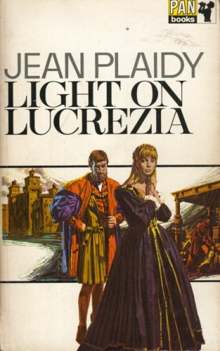 Light on Lucrezia (Lucrezia Borgia, #2)