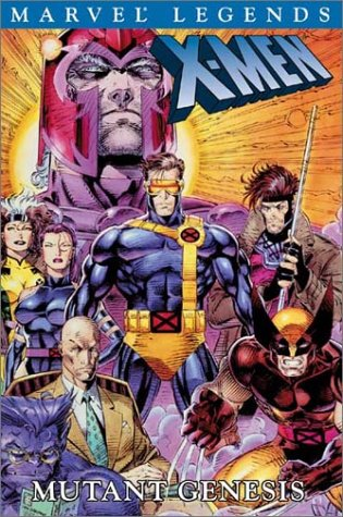 X Men Legends Vol. 1 by Chris Claremont