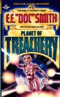 Planet of Treachery (Family d'Alembert, #7)