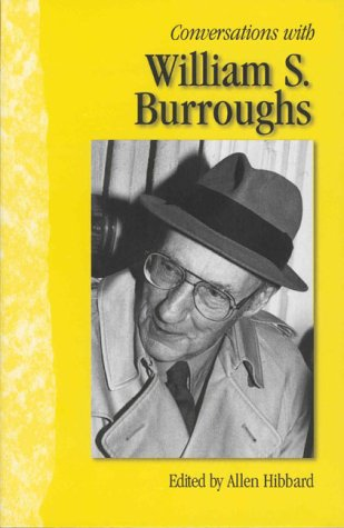 Conversations with William S. Burroughs (Literary Conversations)