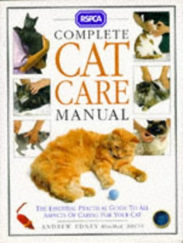 complete cat care manual by andrew edney rh goodreads com Cat Diesel Engines Cat Diesel Engines