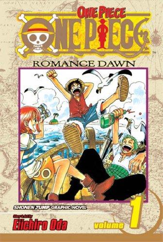 Romance Dawn (One Piece #1)