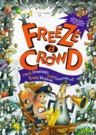 Freeze a Crowd ePUB iBook PDF 978-0670861729 por Paul Jennings