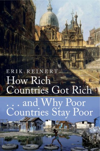How Rich Countries Got Rich And Why Poor Countries Stay Poor By - Rich and poor countries