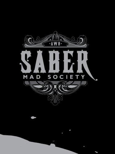 Saber by Roger Gastman