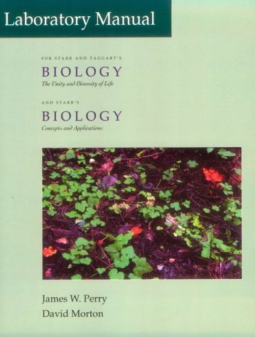 Laboratory Manual for Biology : Concepts and Applications