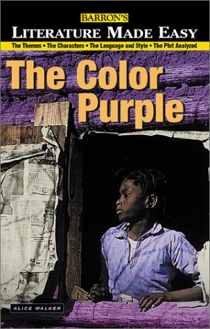 Alice Walker\'s the Color Purple by Patricia Levy