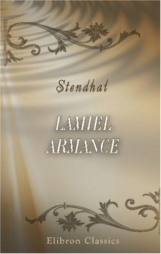 Lamiel. Armance