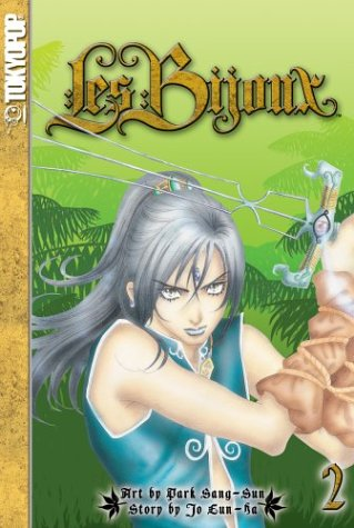 Les Bijoux, Volume 2 by Eun-Ha Jo