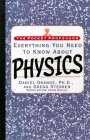 The Pocket Professor: Everything You Need to Know About Physics (The Pocket Professor)
