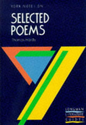 """Thomas Hardy, """"Selected Poems"""" (York Notes)"""
