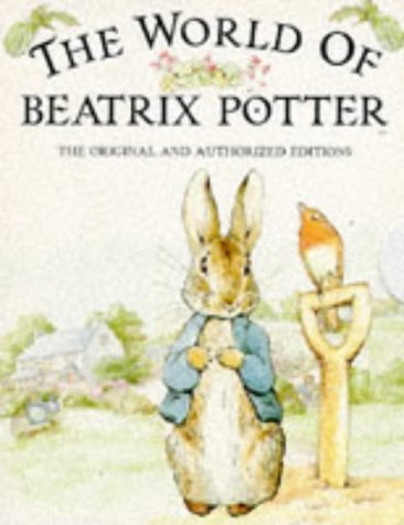 Tale of Peter Rabbit/Tale of Two Bad Mice/Tale of Squirrel Nutkin/Tale of Mrs.Tittlemouse (Collection 1)