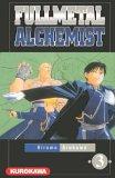 Fullmetal Alchemist, Tome 03 by Hiromu Arakawa