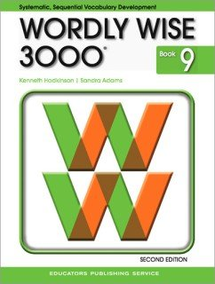 Wordly Wise 3000 Grade 9 Student Book by Kenneth Hodkinson