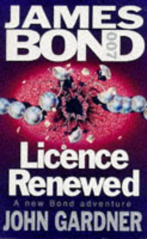 licence renewed gardner john