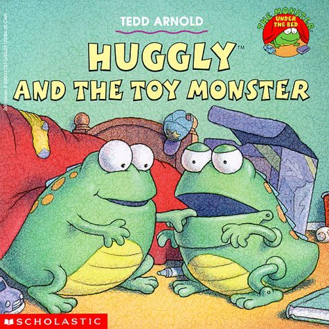 Huggly and the Toy Monster (Huggly, #3)
